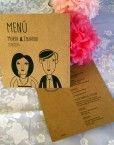 minuta-menu-boda-caricatura-dibujo-novios-pareja-evento-hipster-divertida-original-moderna-informal-rustica-diferente-city