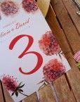 mesero-numero-mesa-boda-evento-romantico-flores-acuarela-original-difernete
