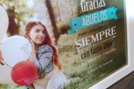 Lamina Personalizada con Foto y Frase como Regalo de Primera Comunion